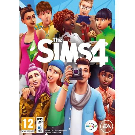 The Sims 4 - PC DVD, originálna krabicová verzia