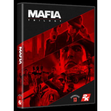 Mafia Trilogy - CZ, PC, originálna krabicová verzia