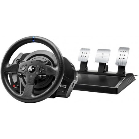 Thrustmaster T300 RS + T3PA GT Edition, volant pro PC/PS3/PS4/PS5, USB