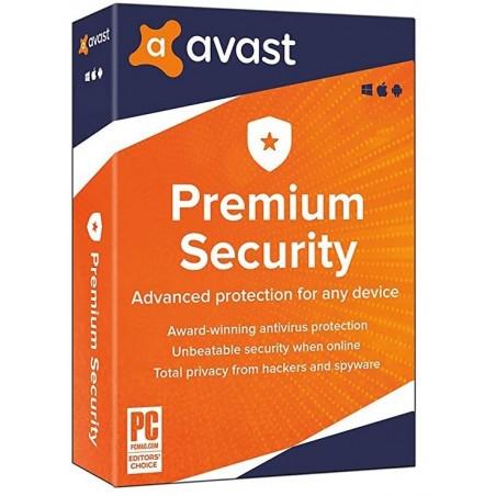 AVAST Premium Security, viacnásobná internetová ochrana