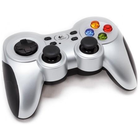 Logitech F710, bezdrôtový herný ovládač, gamepad