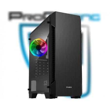 ProGaming S3 RGB, herný počítač s 6 jadrovým procesorom 4.1GHz a GTX1650 SUPER - PC zostava
