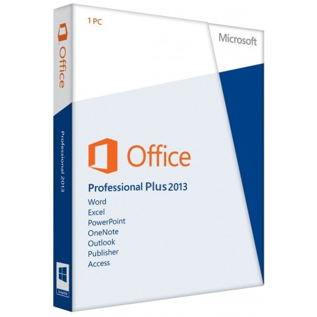 Microsoft Office Professional Plus 2013 SK OEM