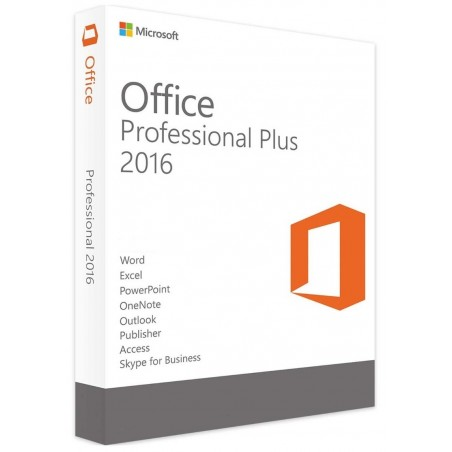 Microsoft Office Professional Plus 2016 SK OEM