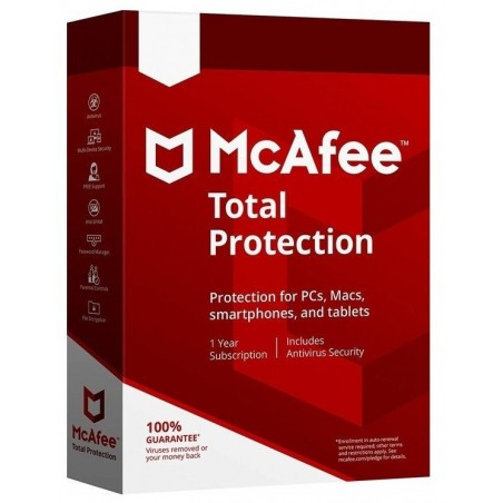 McAfee Total Protection,...