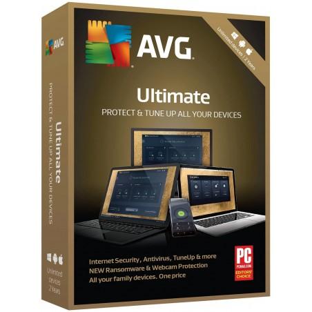 AVG Ultimate 2020, viacnásobná internetová ochrana