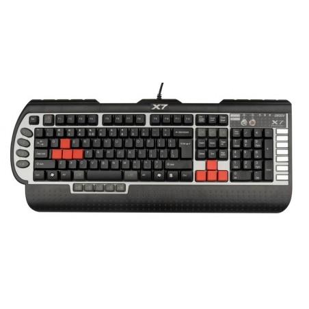 A4tech G800V, profesionálna herná klávesnica, SK, USB